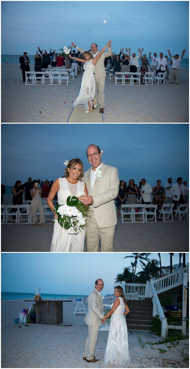 boda en la playa fotografo miami