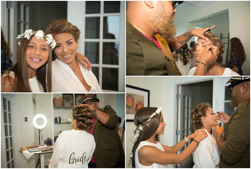 wedding photos makeup