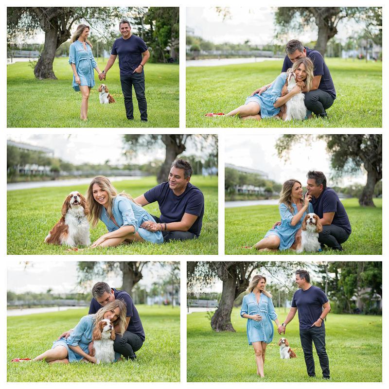 FAMILY PHOTOGRAPHY Daniel Sarcos y Alessandra Villegas en la espera de su bebe