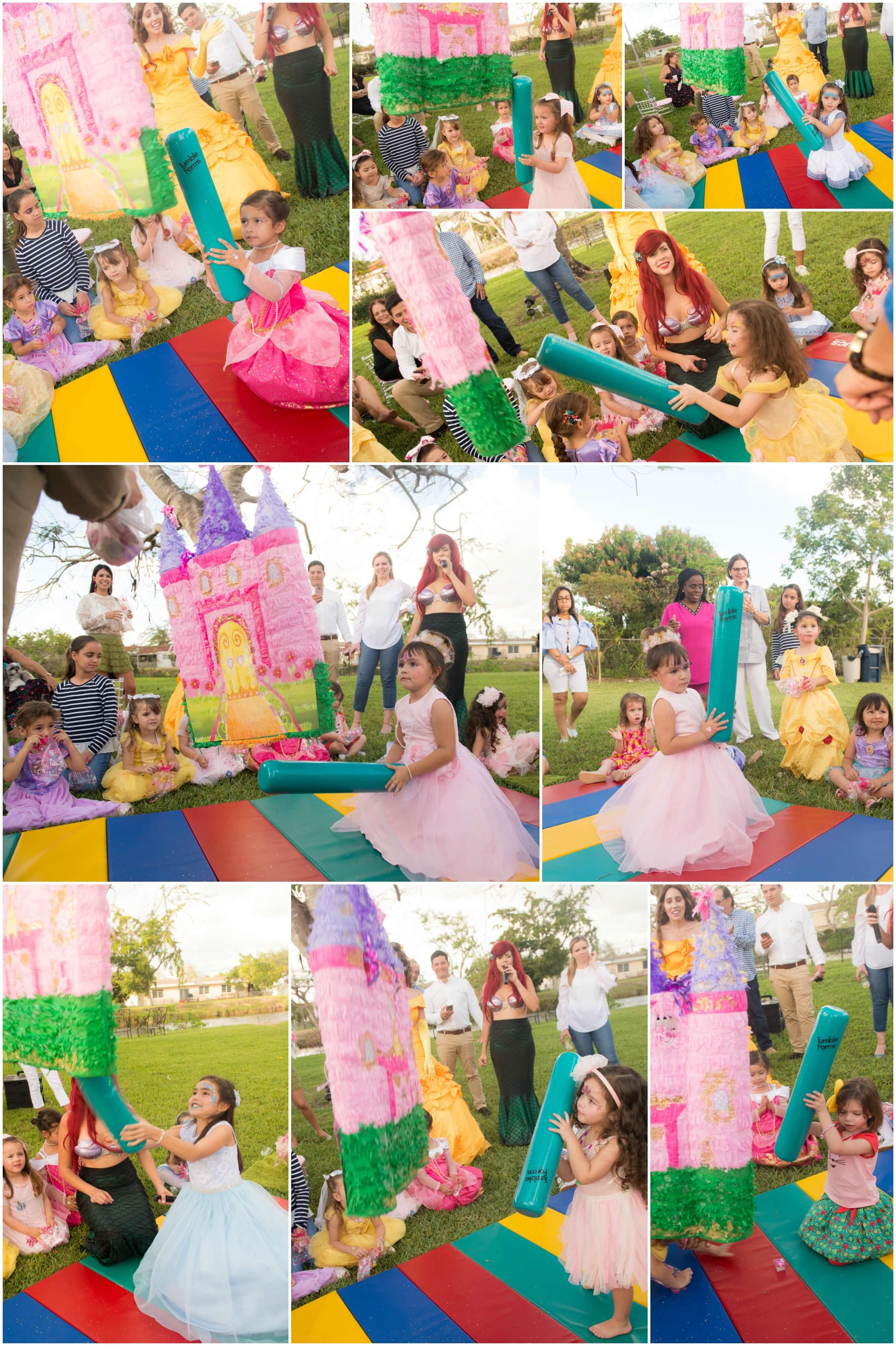 sesión de fotos princesa