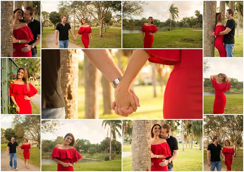 sesión de fotos parejas en miami